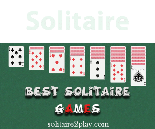 Solitaire 100% Free online