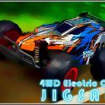4WD Electric Cars Jigsaw