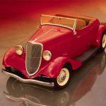 Antique Cars Puzzle