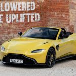 Aston Martin Vantage Roadster Puzzle