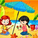 Beach Jigsaw