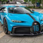 Bugatti Sports Car Puzzle