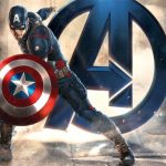 Captain American Jigsaw Puzzle