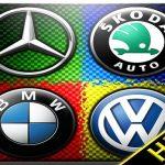 Car logos memory game free