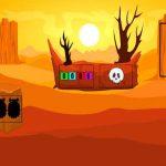 Desert Land Escape