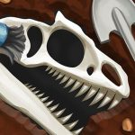 Dino Quest – Dig & Discover Dinosaur Fossil & Bone