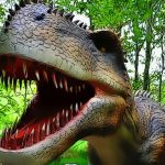 Dinosaurs Scary Teeth Puzzle
