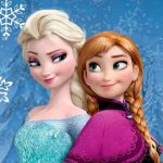 Elsa & Anna Villain Style