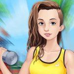 Fitness Girls Dress Up Game for Girl