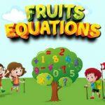 Fruits Equations