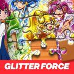 Glitter Force Jigsaw Puzzle