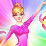 Gymnastics Games for Girls Dress Up Pro