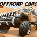 Offroad Cars Jigsaw