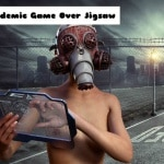 Pandemic Game Over Jigsaw