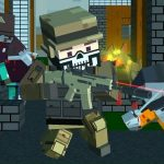 Pixel shooter zombie Multiplayer