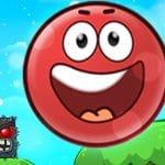 Red Hero Ball 4