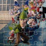 Sherlock Gnomes Jigsaw