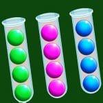 Sort Bubbles Game Puzzle