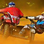 Speedway Sidecar Jigsaw