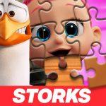Storks Jigsaw Puzzle