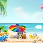 Summer Beach Slide
