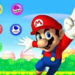 Super Mario Match 3 Puzzle