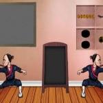 Taichi Martial Arts Woman Escape