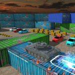 Tank Parking 3D Sim