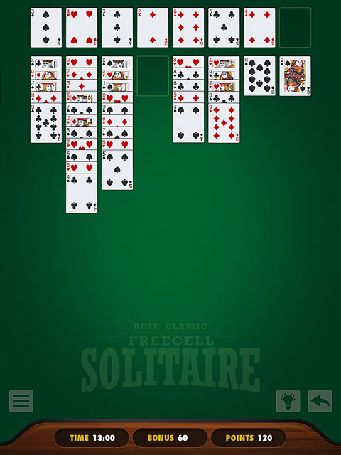 Image Best Classic Freecell Solitaire